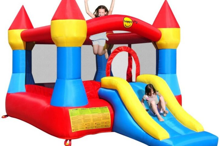 5 advantages of bouncy castles