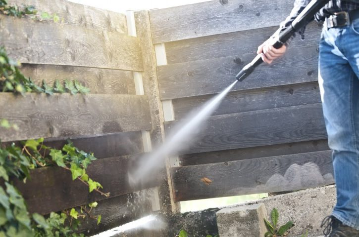 A guide to pressure washing