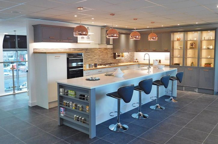 Why do you need fit-outs in kitchens?