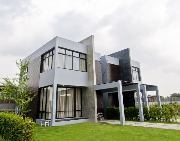 The business of building houses